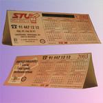 Camisetas, pegatinas,Transfer Serigrafico,Serigrafia Madrid,Serigrafia en Vallecas,Serigrafia en Madrid,Calendario plastico triangular Vallecas www.serigrafia-akros.es
